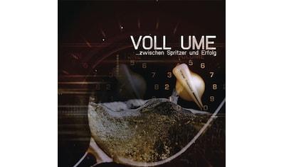 Musik - CD Voll Ume - Zwischen Spritzer und Erfolg / Wiener Wahnsinn, (1 CD) kaufen