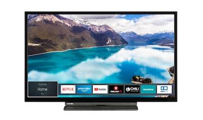 """Toshiba LED-Fernseher »32WL3C63DAX«, 80 cm/32 """", HD-ready, Smart-TV kaufen"""