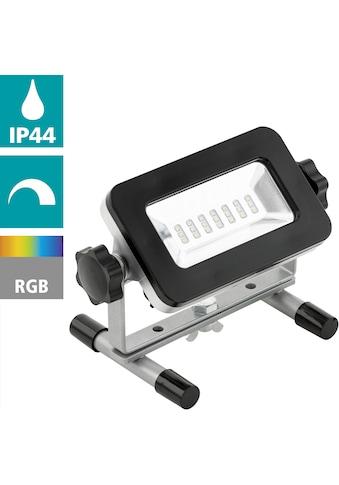 EGLO LED Flutlichtstrahler »PIERA«, LED-Board, Warmweiß kaufen
