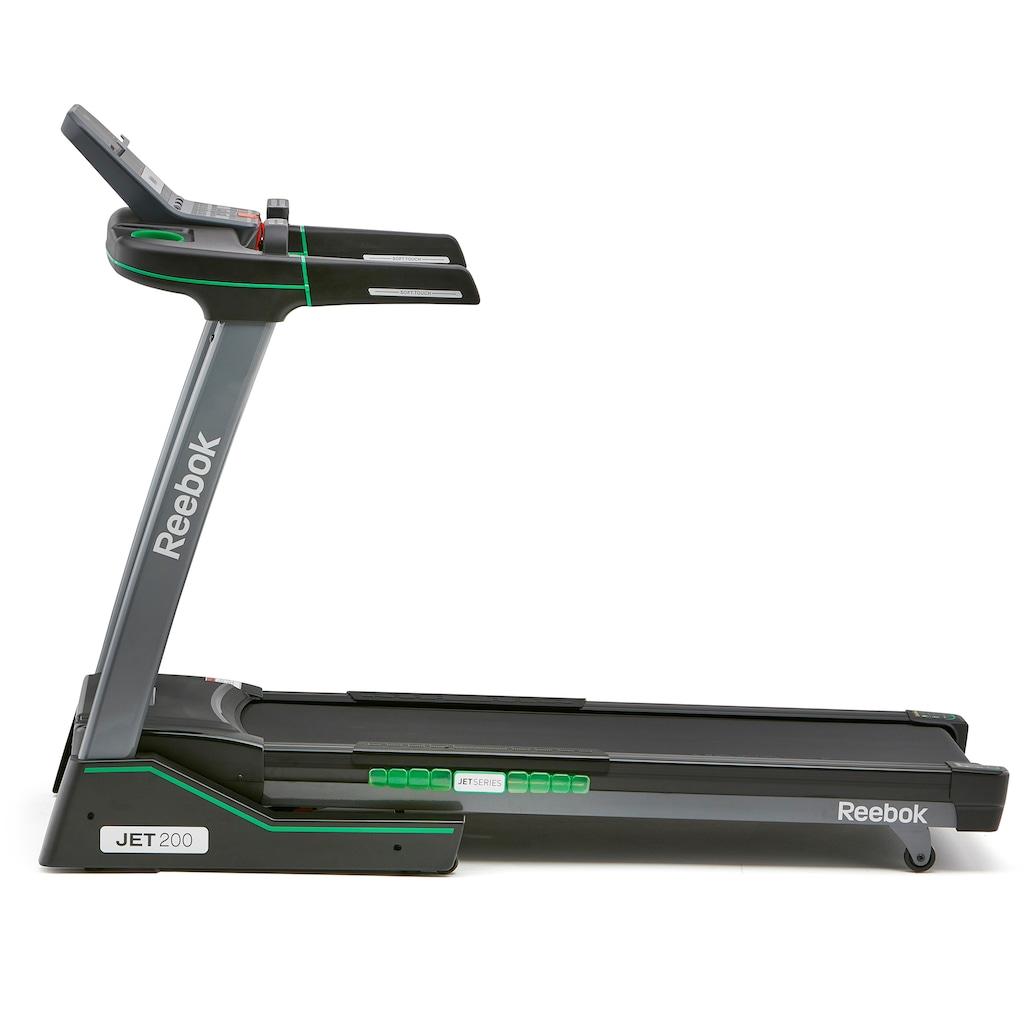 Reebok Laufband »Jet 200 Series Laufband + Bluetooth«