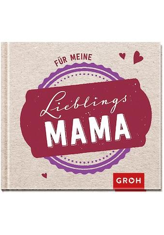Buch »Für meine Lieblingsmama / Joachim Groh« kaufen