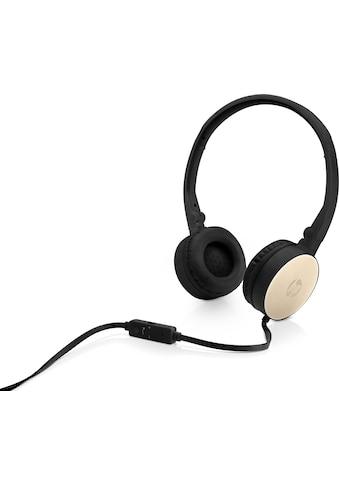HP Stereo Headset H2800 »Optimieren Sie Ihr Klangerlebnis« kaufen