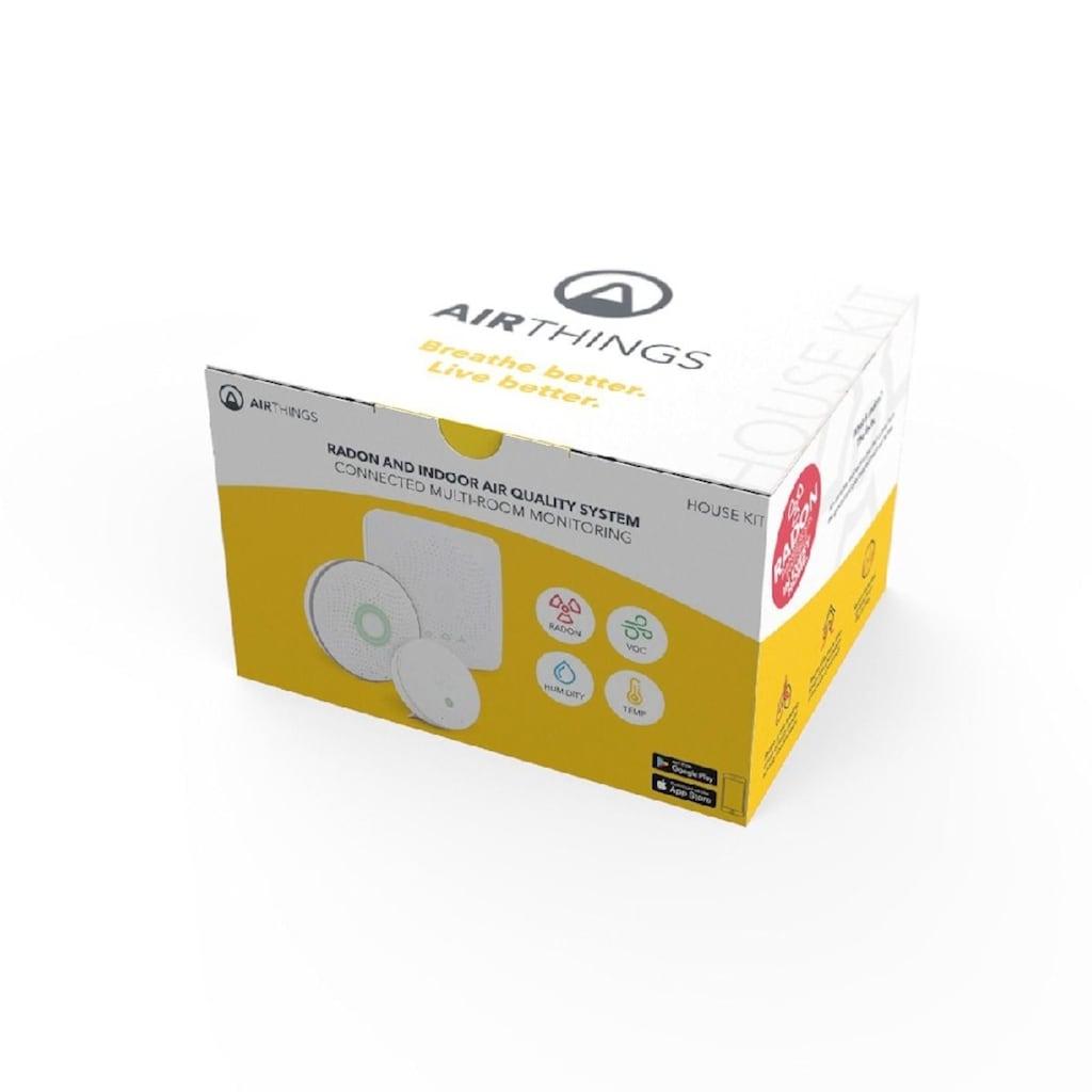 AIRTHINGS Raumluft-Qualitätssensor »House Kit Smart Home«
