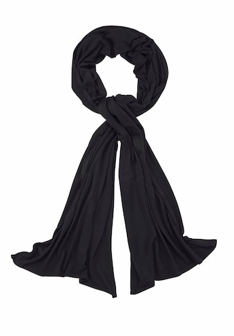 J.Jayz Modeschal, Jersey Schal aus weichem Material, 4seasons Allrounder kaufen