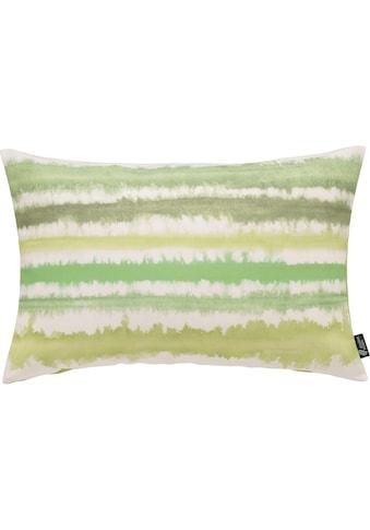 Kissenhülle, »Aquarellstreifen«, emotion textiles kaufen