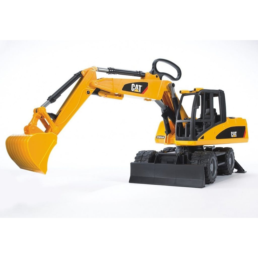 Bruder® Spielzeug-Bagger »CAT Mobilbagger«, Made in Germany