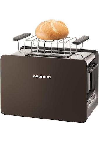 Grundig Toaster »TA 7280 G«, 870 Watt kaufen