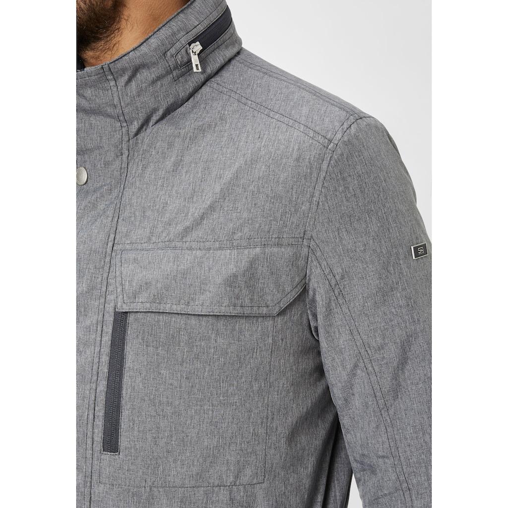 S4 Jackets wasserabweisende Jacke in Wolloptik