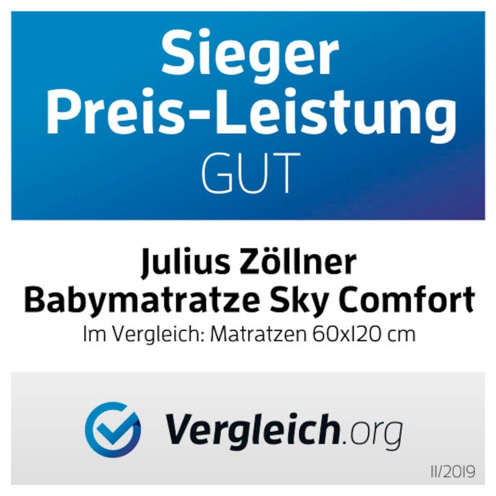 Kaltschaummatratze »Sky Comfort«, Zöllner, 8 cm hoch