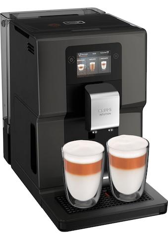 Krups Kaffeevollautomat EA872B Intuition Preference EA872B, 2,3l Tank, Kegelmahlwerk kaufen