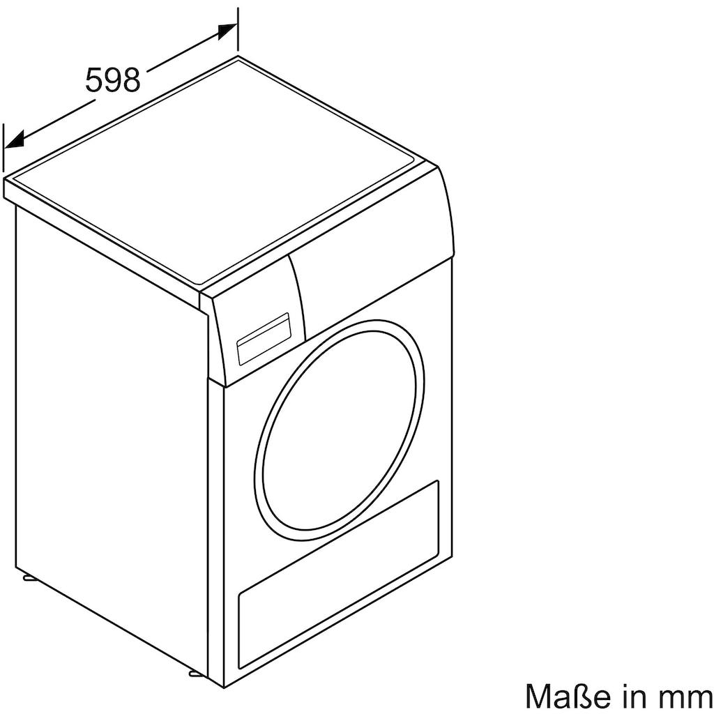 BOSCH Wärmepumpentrockner »WTH83V20«, 4, 8 kg