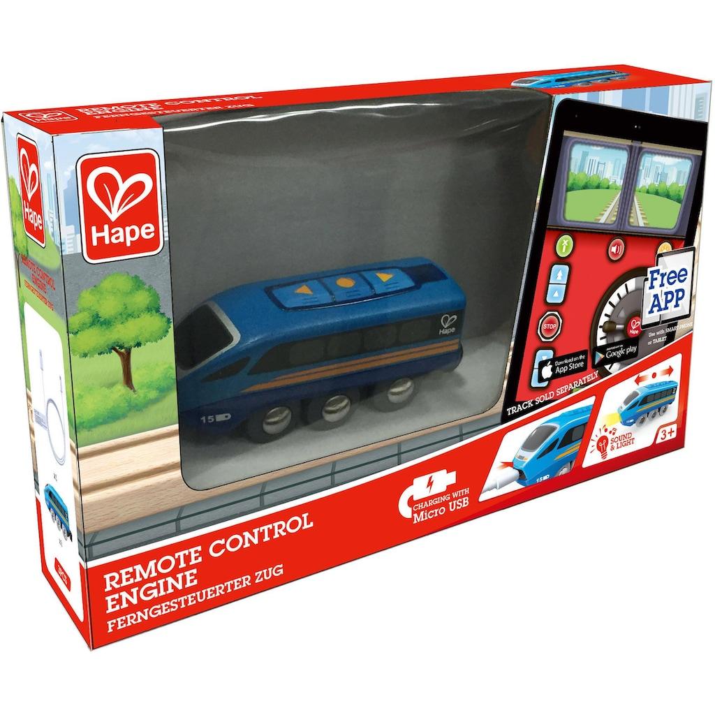 Hape Spielzeug-Eisenbahn »Ferngesteuerter Zug«, mit Soundeffekt