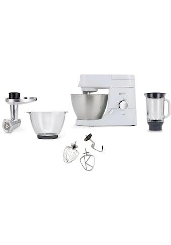 KENWOOD Küchenmaschine Chef KVC3173W, 1000 Watt, Schüssel 4,6 Liter kaufen