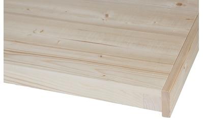 WOLFF FINNHAUS Einlegeböden für Geräteschrank 20 - B, BxT: 160x75 cm kaufen