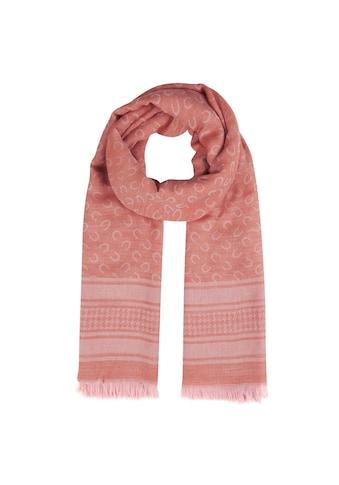 """Codello XL - Schal ,,Indian Summer"""" aus Baumwolle und Wolle kaufen"""