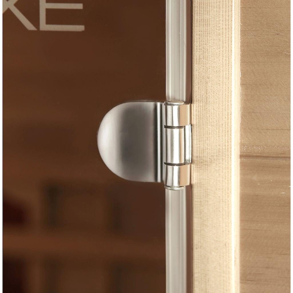 HOME DELUXE Infrarotkabine »Redsun M«, 40 mm, für bis zu 2 Personen