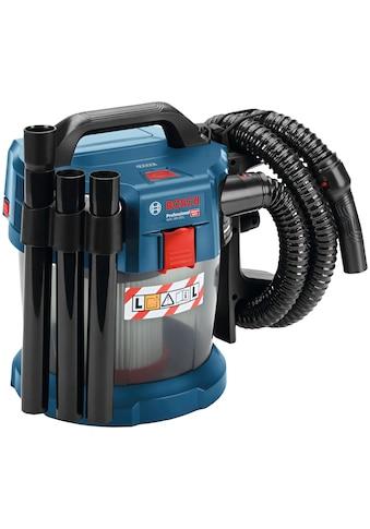 Bosch Professional Nass-Trocken-Akkusauger »GAS 18V-10 L«, 10 l, inkl. 2 Akkus und Zubehöer kaufen