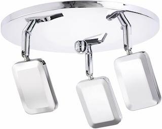 leuchten direkt led deckenleuchte 3flg wella bequem auf rechnung bestellen. Black Bedroom Furniture Sets. Home Design Ideas