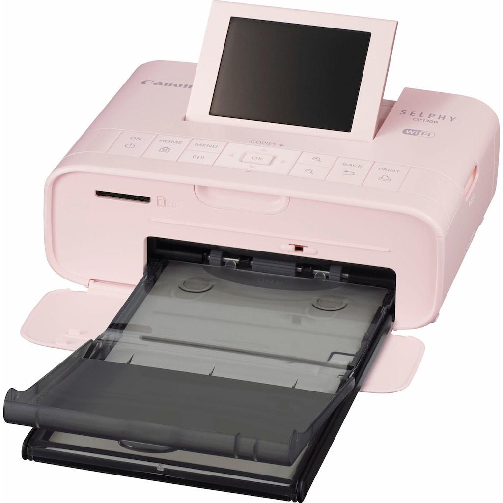 Canon Fotodrucker »SELPHY CP1300«