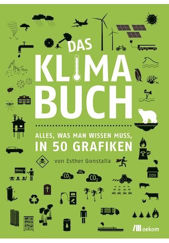 Buch »Das Klimabuch / Esther Gonstalla, Hans-Joachim Schellnhuber« kaufen