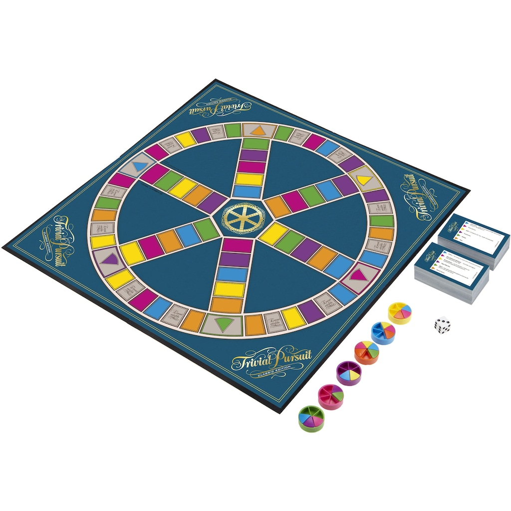 Hasbro Spiel »Trivial Pursuit«, Made in Europe