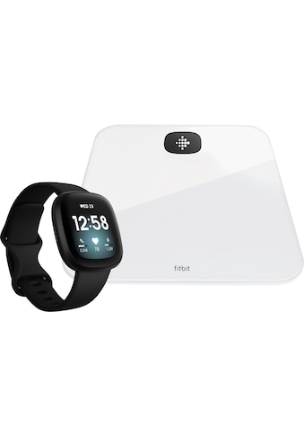 """fitbit Smartwatch »Versa 3« (4,32 cm/1,7 """", FitbitOS5 kaufen"""