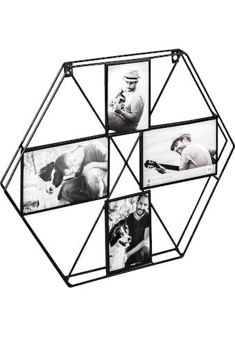 Walther Wanddekoobjekt »Vincent«, Dekogestell mit Fotorahmen, für Bildformate 10x15 cm... kaufen