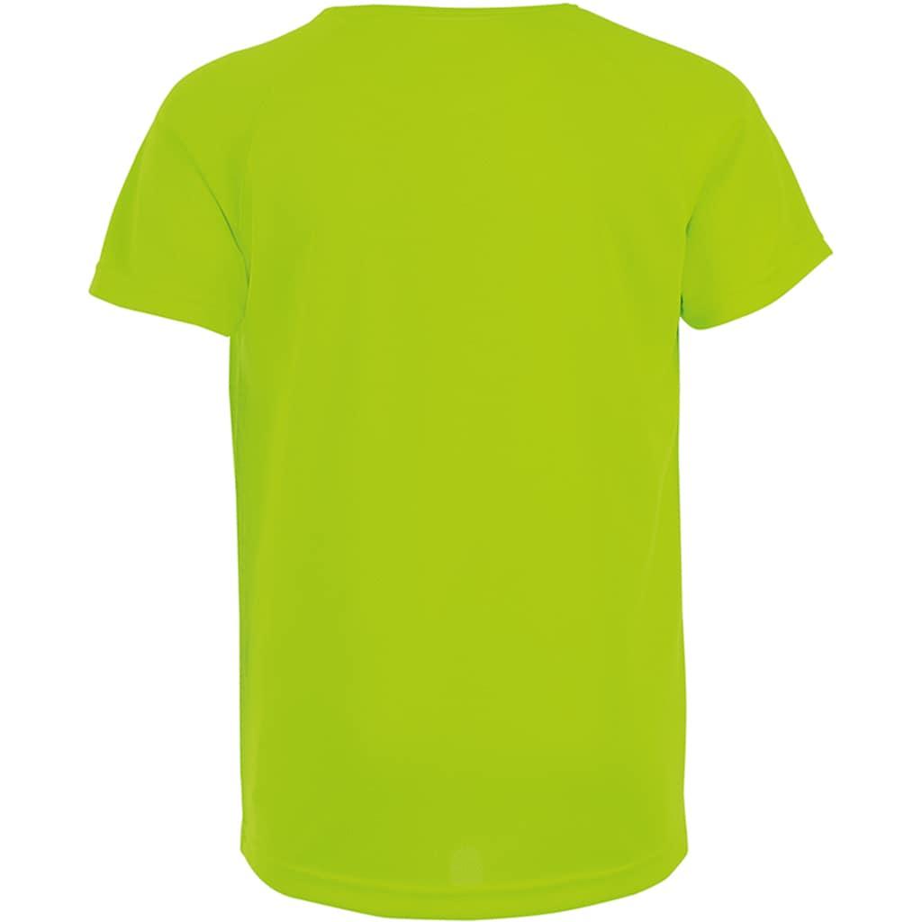 SOLS T-Shirt »Kinder Sporty, Kurzarm«