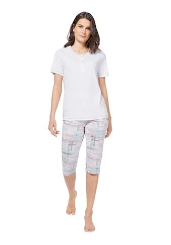 wäschepur Capri-Pyjama kaufen