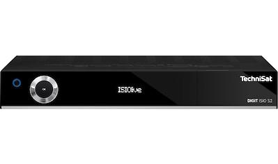TechniSat Satellitenreceiver »DIGIT ISIO S2 HD-Twin-«, (LAN (Ethernet) Time-Shift),... kaufen