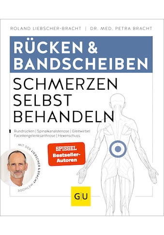 Buch »Rücken & Bandscheibenschmerzen selbst behandeln / Roland Liebscher-Bracht, Petra... kaufen