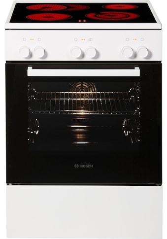 BOSCH Elektro-Standherd »HKA090220«, 2, HKA090220 kaufen
