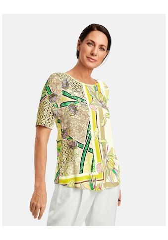 GERRY WEBER Bluse 1/2 Arm »1/2 Arm Blusenshirt« kaufen