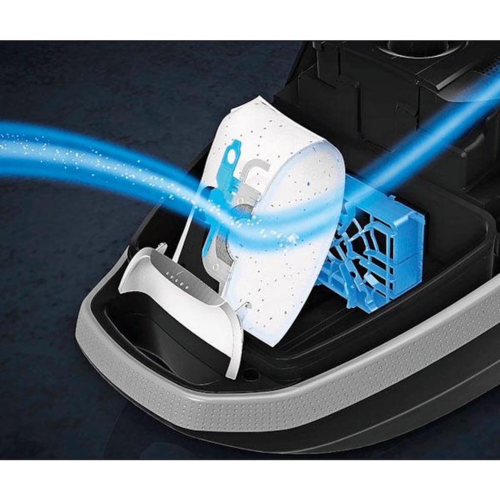 SIEMENS Bodenstaubsauger »VSC7AC342«, 650 W, mit Beutel, Hygienefilter ideal für Allergiker, langes Kabel