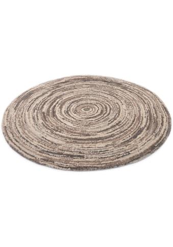 OCI DIE TEPPICHMARKE Teppich »Lexa Round«, rund, 20 mm Höhe, besonders weich durch... kaufen