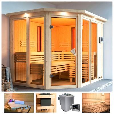 Sauna für Zuhause
