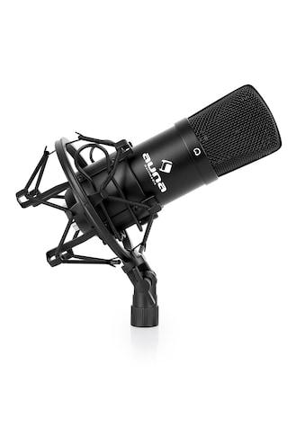 Auna Kondensatormikrofon Studio Gesang Instrumente Mikrofonspinne XLR kaufen