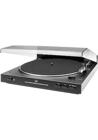 Dual »DT 230 BT« Plattenspieler (Riemenantrieb, Bluetooth) kaufen