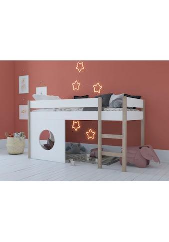 Lüttenhütt Etagenbett, im Scandic Look kaufen