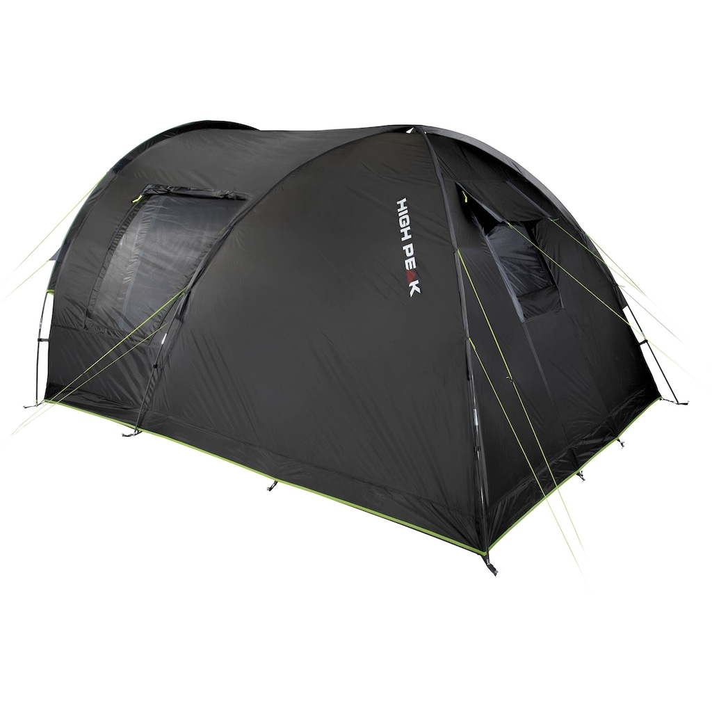 High Peak Kuppelzelt »Zelt Andros 4.0«, 4 Personen, (mit Transporttasche)