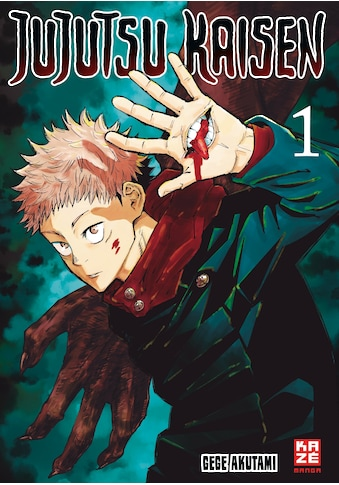Buch »Jujutsu Kaisen - Band 1 / Akutami Gege, Costa Caspary« kaufen