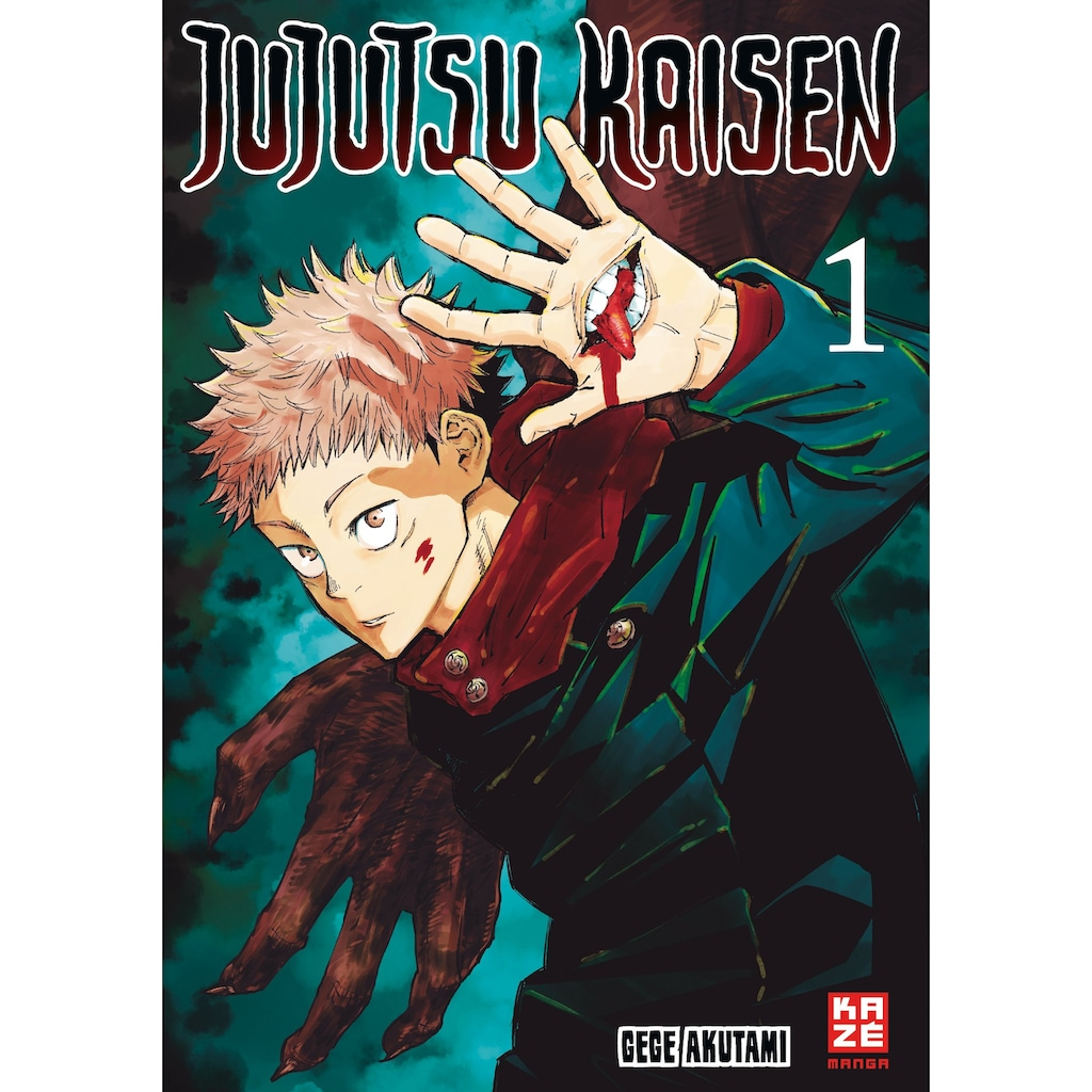 Buch »Jujutsu Kaisen - Band 1 / Akutami Gege, Costa Caspary«