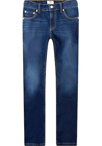 Levi's Kidswear Stretch - Jeans »LVB 510 SKINNY FIT JEAN« kaufen