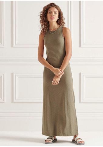 Superdry Sommerkleid »JERSEY MAXI DRESS« kaufen
