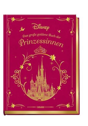 Buch Disney Das große goldene Buch der Prinzessinnen / DIVERSE kaufen