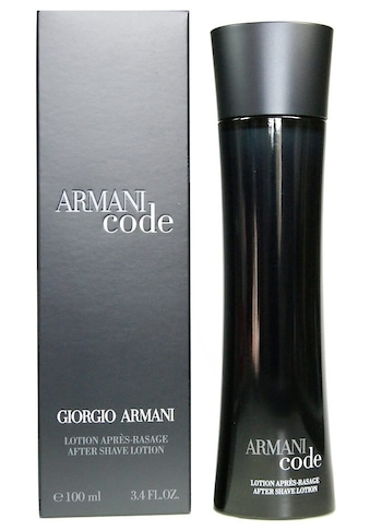 Giorgio Armani After-Shave »Code Homme« kaufen