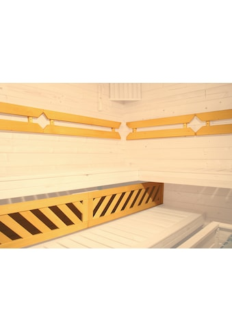 WEKA Sauna - Wellness - Set »Komfortpaket 3«, 3 - tlg. kaufen
