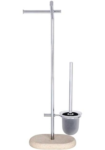 WENKO WC-Garnitur »Puro«, Stand WC-Garnitur kaufen
