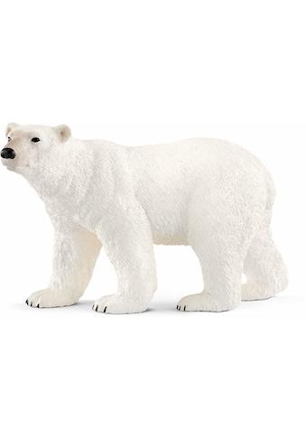 Schleich® Spielfigur »Wild Life, Eisbär (14800)« kaufen