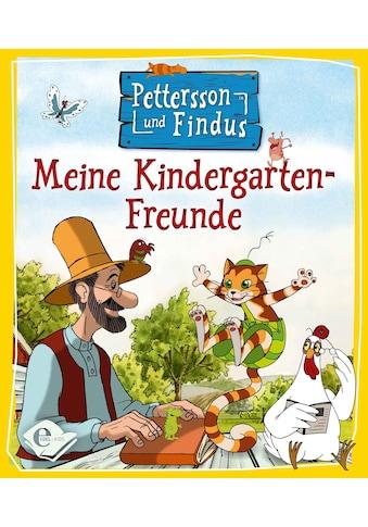 Buch »Pettersson und Findus Freundebuch / Sven Nordqvist« kaufen